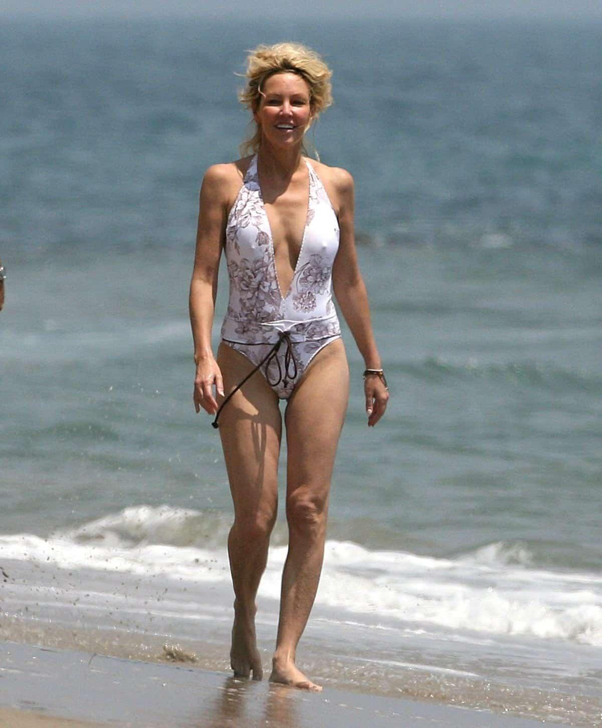 Bikini heather in locklear